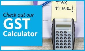 SBA GST calculator